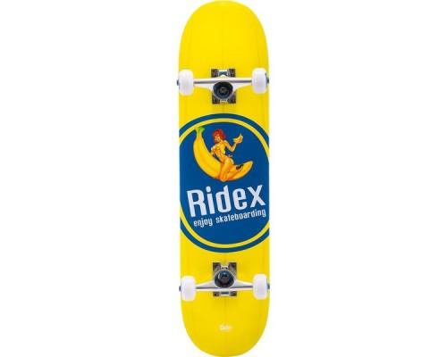 Скейтборд Ridex Banjoy 31.1x7.75 ABEC-5