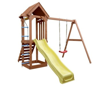 Детский деревянный городок DFC DKW259
