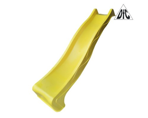Горка волнистая DFC Slide 2.3м желтая