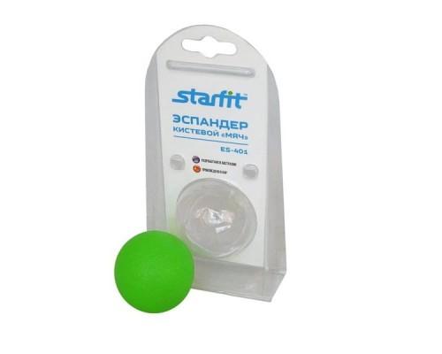 """Эспандер кистевой StarFit ES-401 """"Мяч"""" зеленый"""