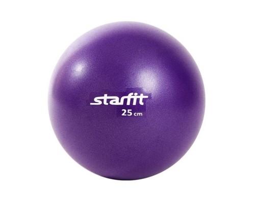 Мяч для пилатеса STARFIT GB-901 25 см, фиолетовый
