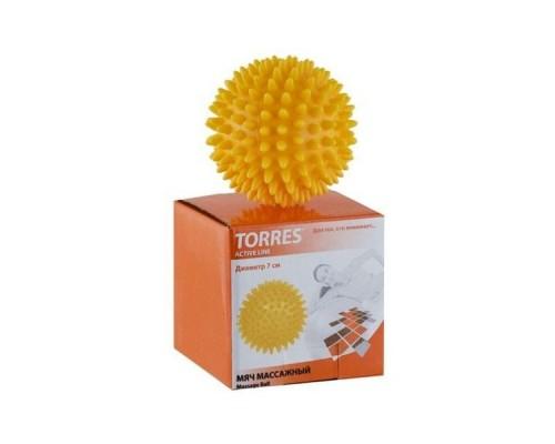 Мяч массажный Torres
