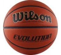 Мяч баскетбольный WILSON Evolution р.7