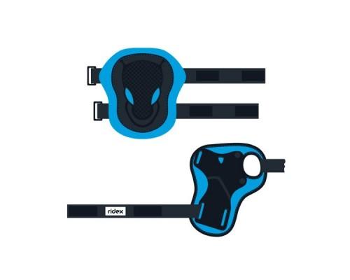 Комплект защиты Ridex Robin, голубой р.S