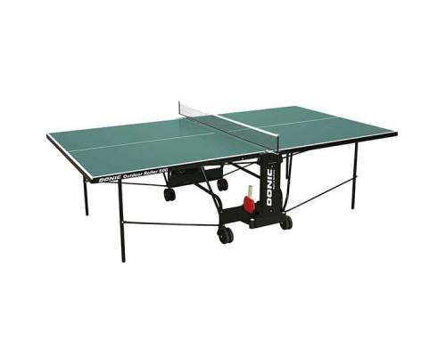 Теннисный стол Donic Outdoor Roller 600 зеленый