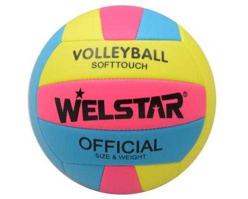 Мяч волейбольный Welstar VMPVC4351B р.5