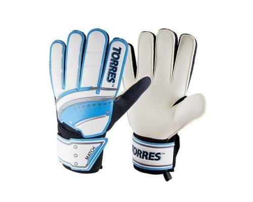 Перчатки вратарские Torres Match р.8