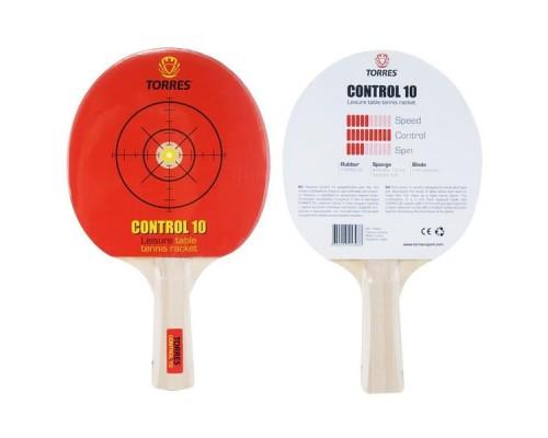Ракетка для настольного тенниса Torres Control 10 арт. TT0001