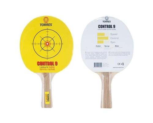 Ракетка для настольного тенниса Torres Control 9 арт. TT0002