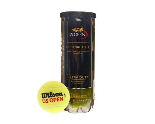 Мяч теннисный WILSON US Open Extra Duty 3шт.