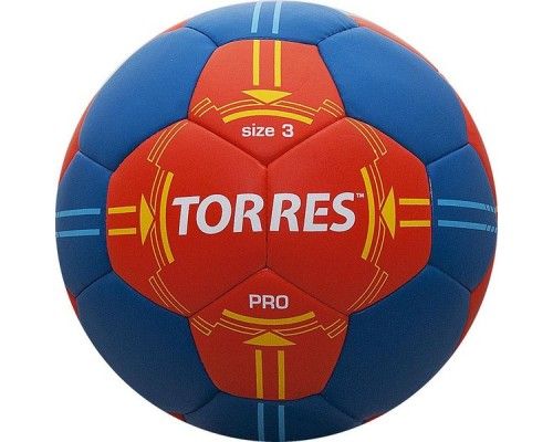 Мяч гандбольный Torres PRO р.3