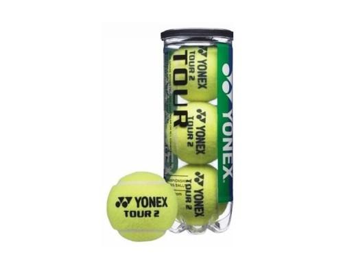 Мяч теннисный Yonex Tour уп.3 шт