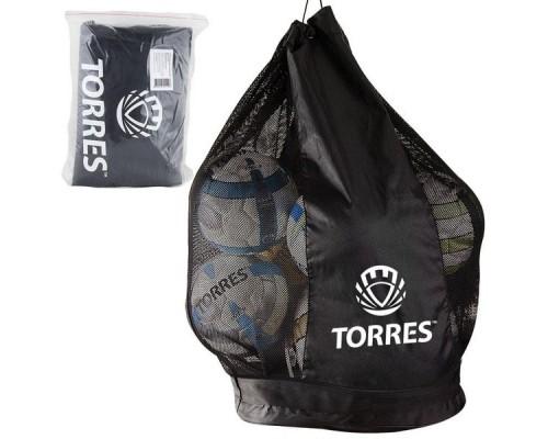 Сумка-баул на 15 футбольных мячей Torres