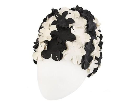 Шапочка для плавания женская FASHY Petal Cap Flowers