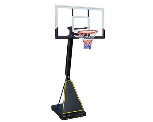 Баскетбольная мобильная стойка DFC STAND60P 152x90cm