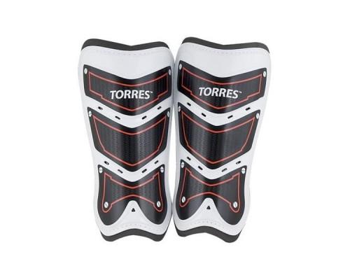 Щитки футбольные Torres Training р.M