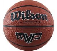 Мяч баскетбольный WILSON MVP р.6