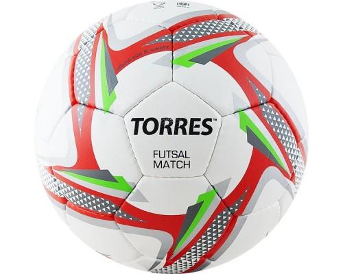 Мяч футзальный Torres Futsal Match арт.F31864 р.4