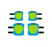 Комплект защиты Ridex Zippy, синий р.S