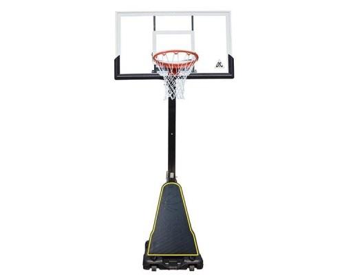 Баскетбольная мобильная стойка DFC STAND60A 152x90cm