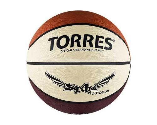Мяч баскетбольный TORRES Slam №7