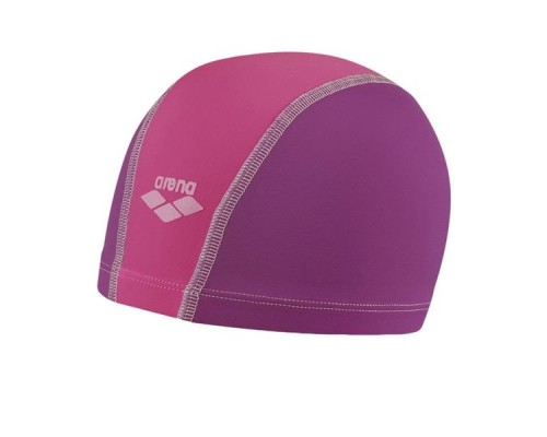 Шапочка для плавания Arena Unix JR Plum/Fuchsia/Bubble, полиамид