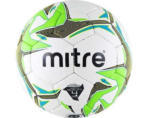 Мяч футзальный Mitre Futsal Nebula арт.BB1350WBG р.4