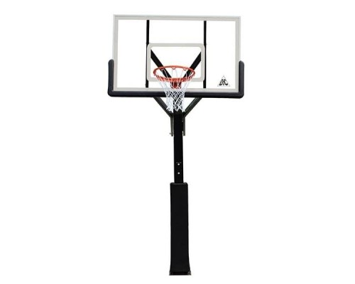 Баскетбольная стационарная стойка DFC ING60A 152x90cm