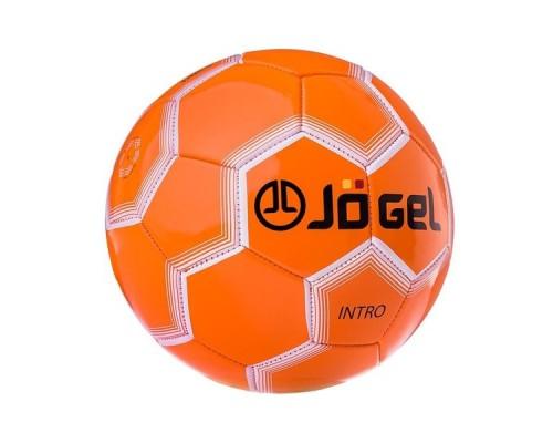 Мяч футбольный Jogel JS-100 Intro №5 оранжевый