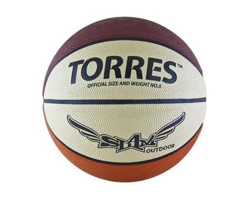 Мяч баскетбольный Torres Slam р.5