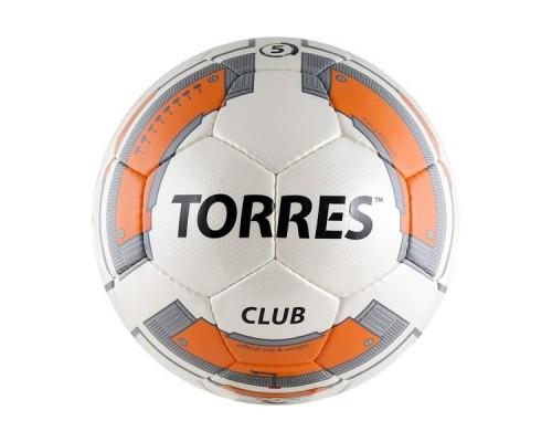 Мяч футбольный Torres Club арт.F30035 р.5