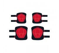 Комплект защиты Ridex Zippy, черный р.M