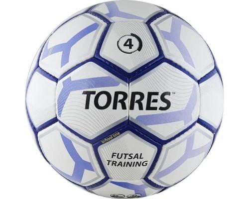 Мяч футзальный Torres Futsal Training р.4 арт.F30644