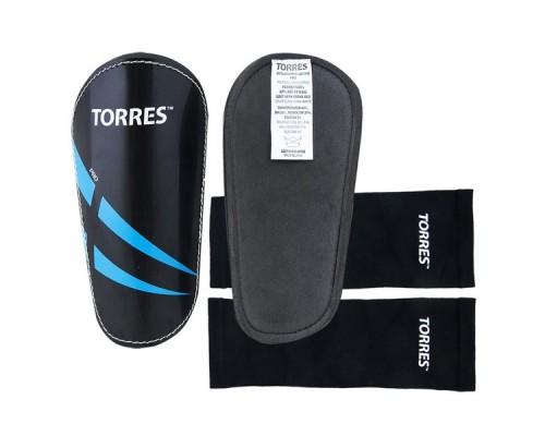 Щитки футбольные профессиональные Torres Pro р.S