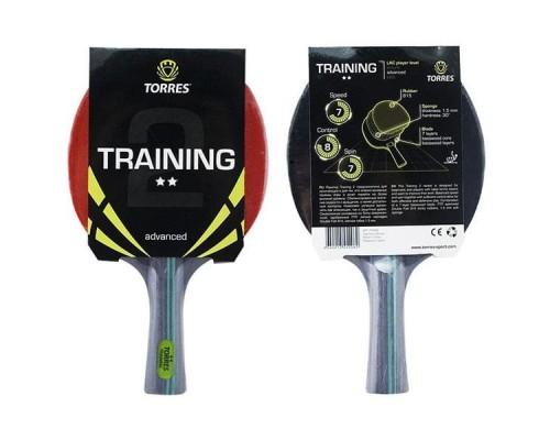 Ракетка для настольного тенниса Torres Training 2* арт. TT0006
