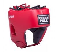 Шлем открытый детский Green Hill ORBIT HGO-4030 красный р.L