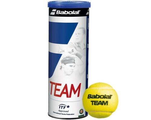 Мяч теннисный Babolat Team 3B 3 шт