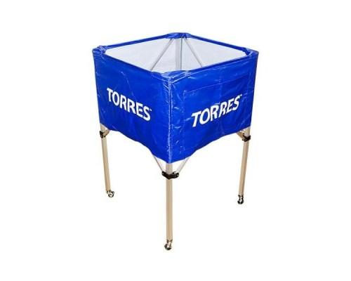 Тележка для мячей Torres на 25-30 шт.