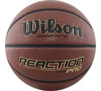 Мяч баскетбольный WILSON Reaction PRO р.6