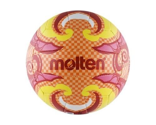 Мяч для пляжного волейбола MOLTEN V5B1502-O р.5
