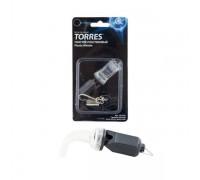 Свисток пластиковый без шарика Torres