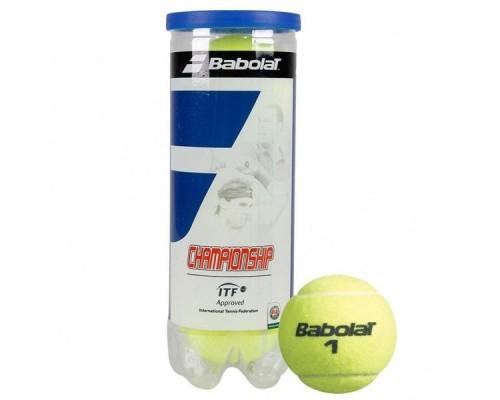 Мяч теннисный Babolat Championship 3B 3 шт