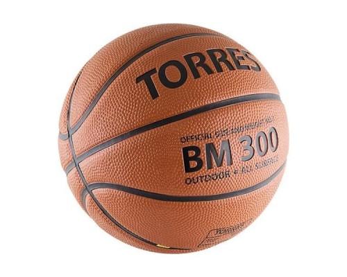 Мяч баскетбольный Torres BM300 р.3