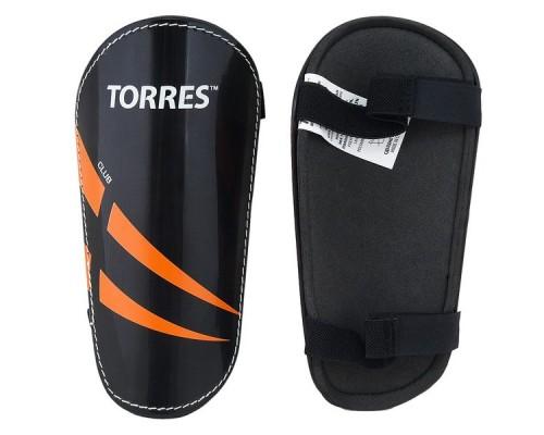 Щитки футбольные тренировочные Torres Club р.S