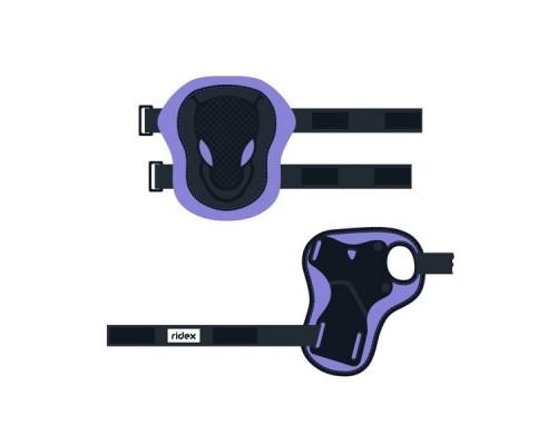 Комплект защиты Ridex Robin, фиолетовый р.S