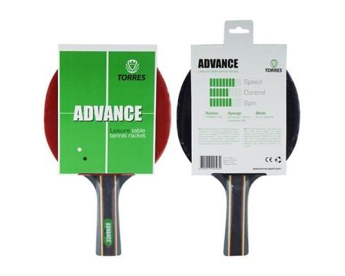 Ракетка для настольного тенниса Torres Advance арт. TT0004