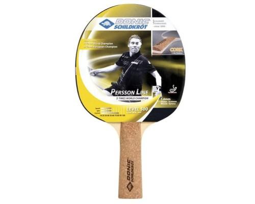 Ракетка для настольного тенниса Donic Schidkroet Persson 500 арт.728451