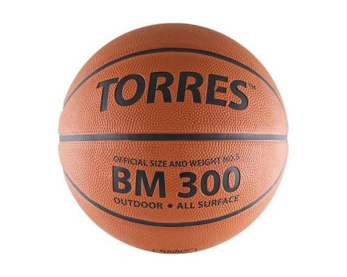 Мяч баскетбольный Torres BM300 р.5