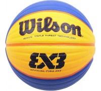 Мяч баскетбольный для стритбола WILSON FIBA3x3 Official р.6