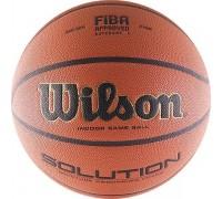 Мяч баскетбольный WILSON Solution р.7